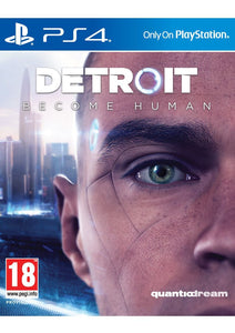 Detroit: Become Human on PlayStation 4