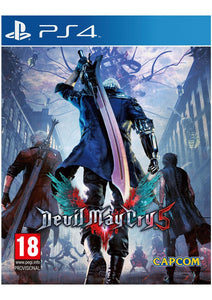Devil May Cry 5 on PlayStation 4