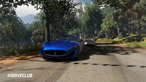 DriveClub HITS Range on PlayStation 4