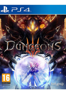 Dungeons III (3) on PlayStation 4