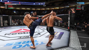 EA Sports UFC 3 on PlayStation 4