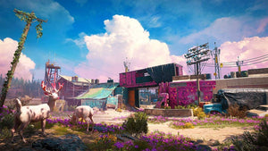 Far Cry New Dawn on PlayStation 4