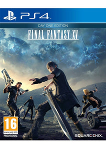 Final Fantasy XV (15) Day One Edition on PlayStation 4