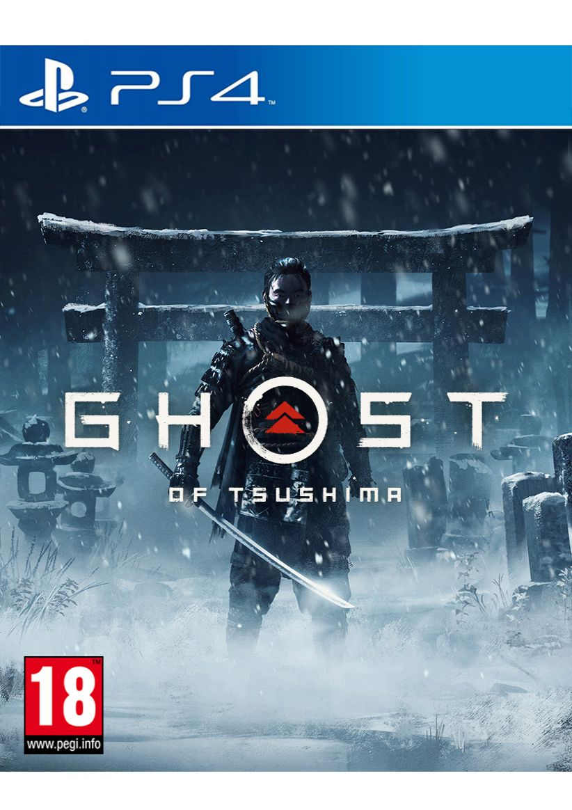 Ghost of Tsushima on PlayStation 4