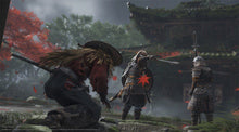 Load image into Gallery viewer, Ghost of Tsushima on PlayStation 4