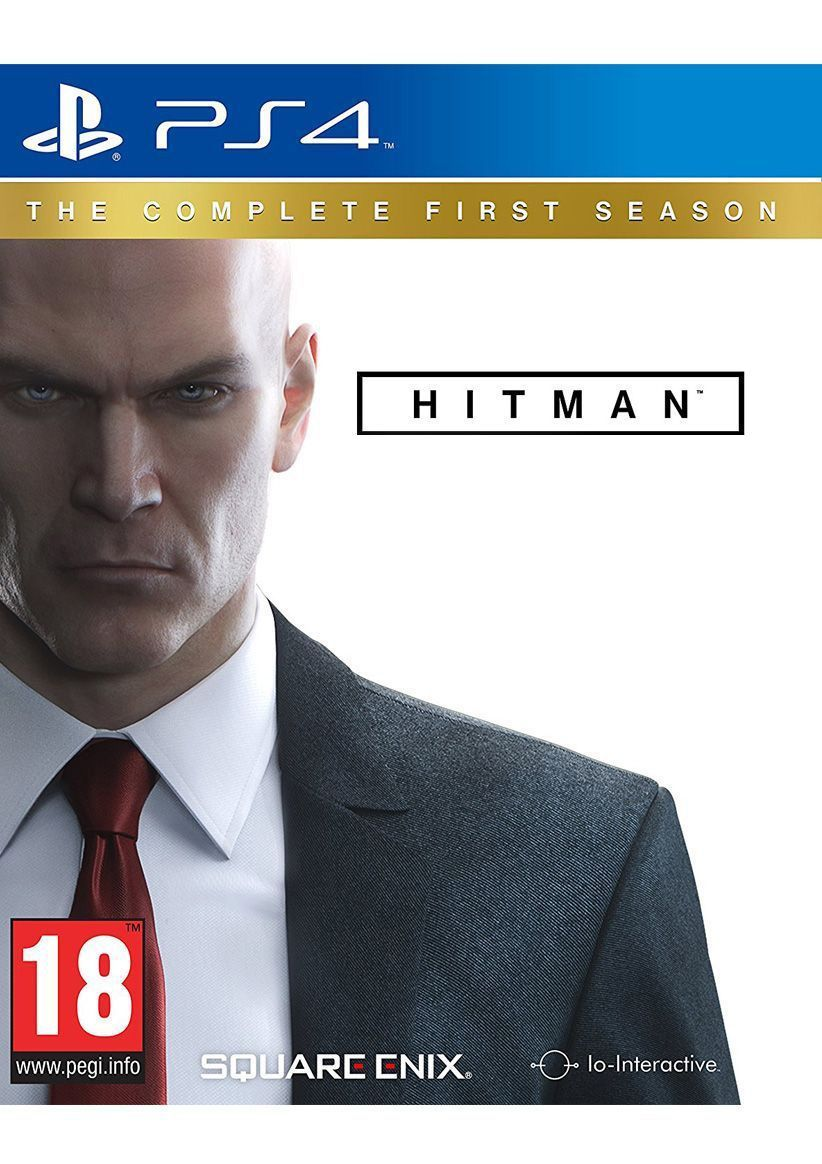 Hitman: The Complete First Season on PlayStation 4