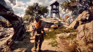 Horizon Zero Dawn Complete Edition on PlayStation 4