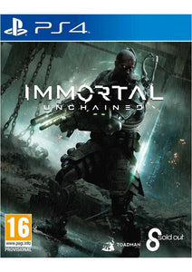 Immortal: Unchained on PlayStation 4