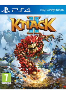 Knack 2 on PlayStation 4