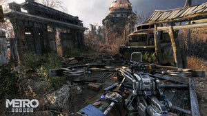 Metro Exodus on PlayStation 4