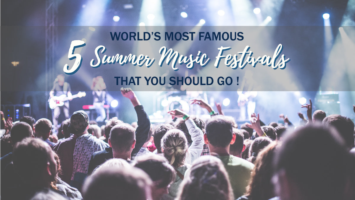 World's Most Famous 5 Music Festival