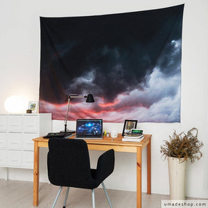 ★Wall Tapestry★ Cloudy - Zakii