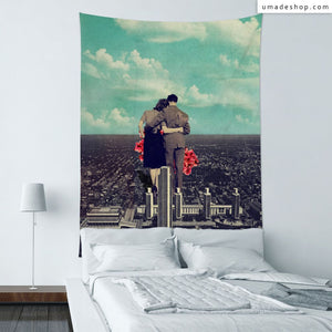 ★Wall Tapestry★ Together (Vertical) - Frank Moth