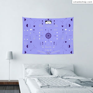 ★Wall Tapestry★ LOVE! - Fiona Chien