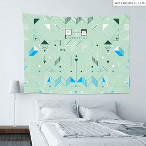 ★Wall Tapestry★ Connected - Fiona Chien