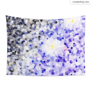 ★Wall Tapestry★ Bubbles Fireflies -Jodi Sam