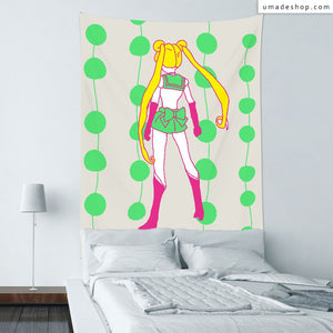 ★Wall Tapestry★ Moonlite - Pidang Wu