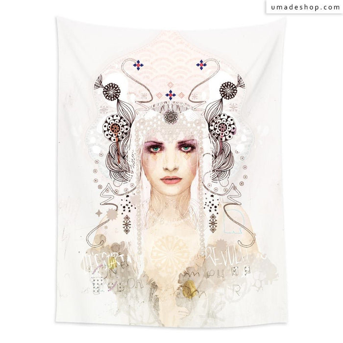 ★Wall Tapestry★ Kokoshnik Lets Start a Revolution - Raphaël Vicenzi