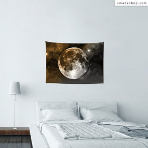 ★Wall Tapestry★ The Moon - Zakii
