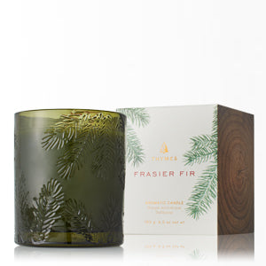 Thymes Frasier Fur- Green Aromatic Candle