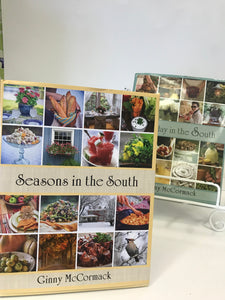 Seasons in the South Recipe Book