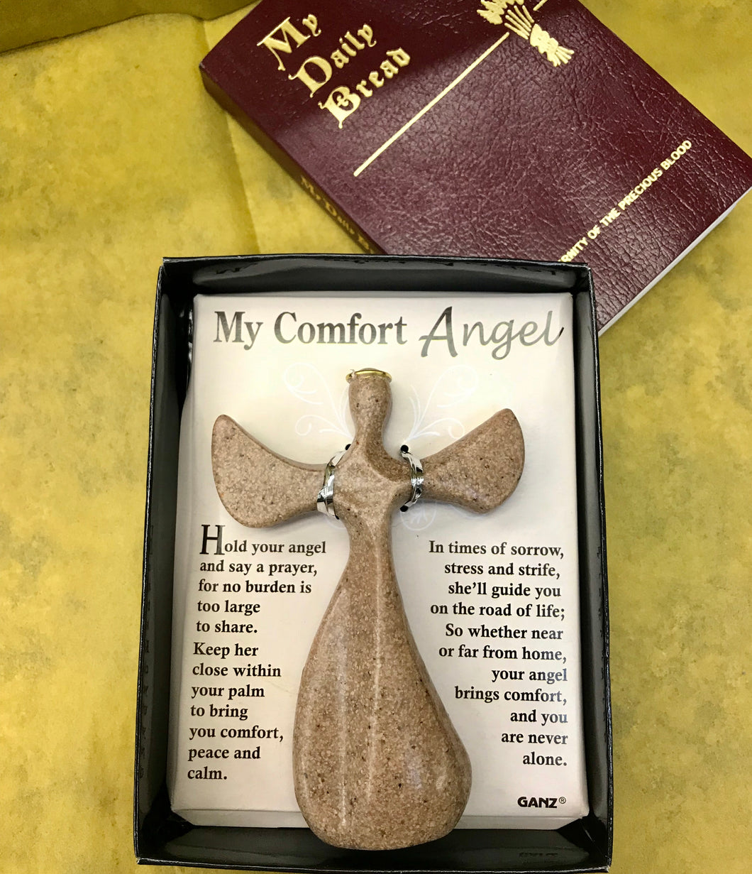 My Comfort Angel Cross