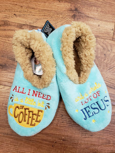 Coffee and Jesus Snoozies