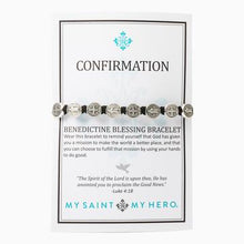Load image into Gallery viewer, My Saint My Hero Confirmation Bracelet
