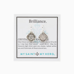My Saint My Hero Brilliance Earrings