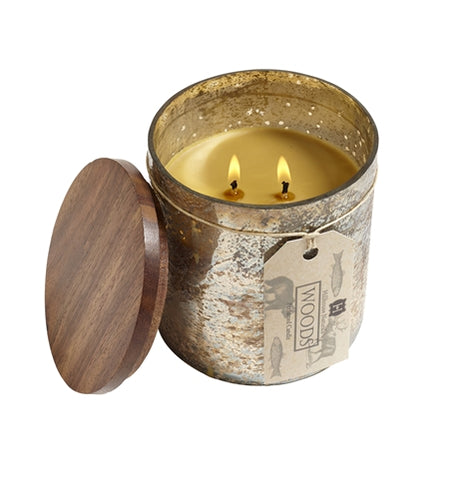 Hillhouse Naturals Woods Candle