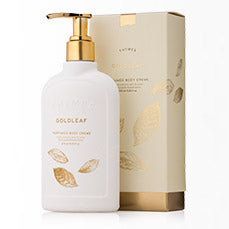 Thymes Gold Leaf- Body Creme