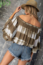 Load image into Gallery viewer, Tye-Dye Off The Shoulder Top