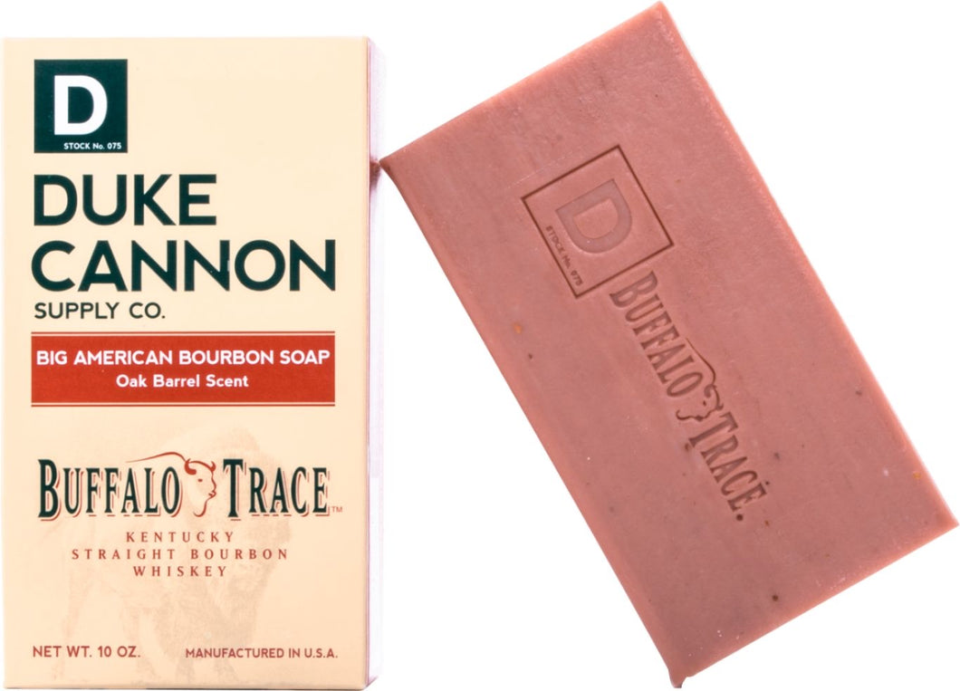 Duke Cannon's Big American Bourbon Soap