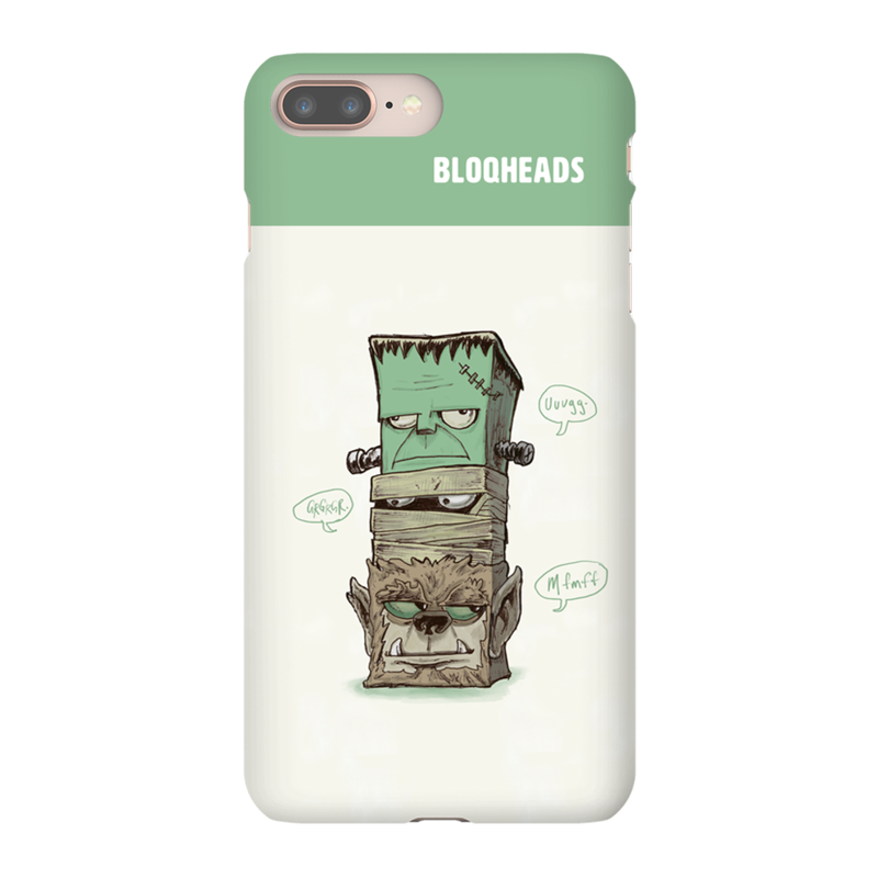 Monster Totem Phone Case