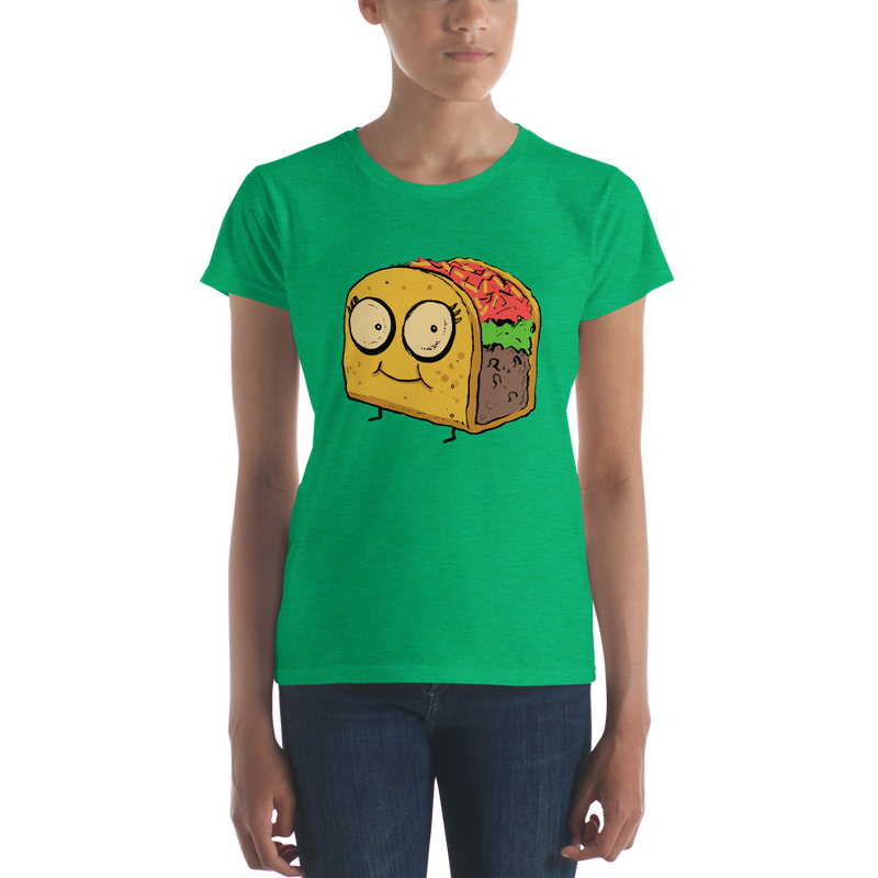 Tina the Taco Women's Tee