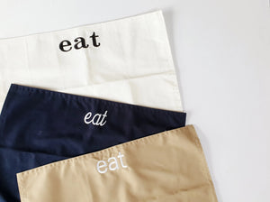 Eat Placemats - Set of 6