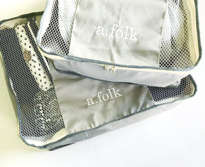 Set of 2 Travel Cubes