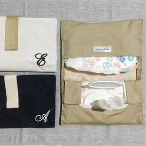 Wipes and Diaper Satchel