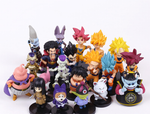 Dragon Ball Z Figurine Set