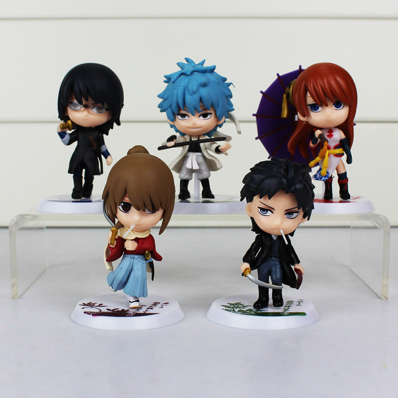 Gintama Nendoroid Figure Set ver.2