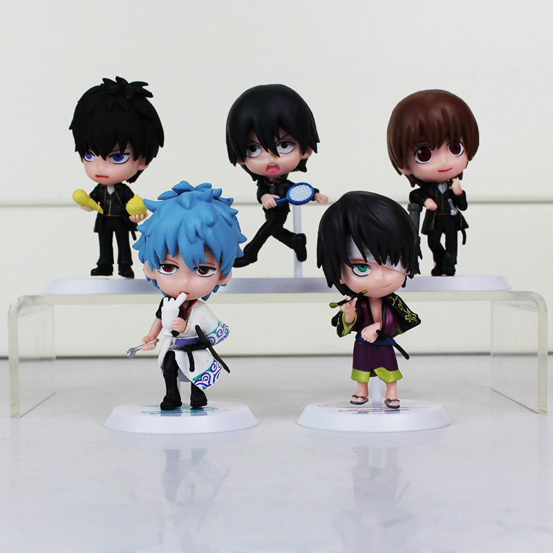 Gintama Nendoroid Figure Set ver.3