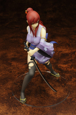 Erza Scarlet Battle ver.
