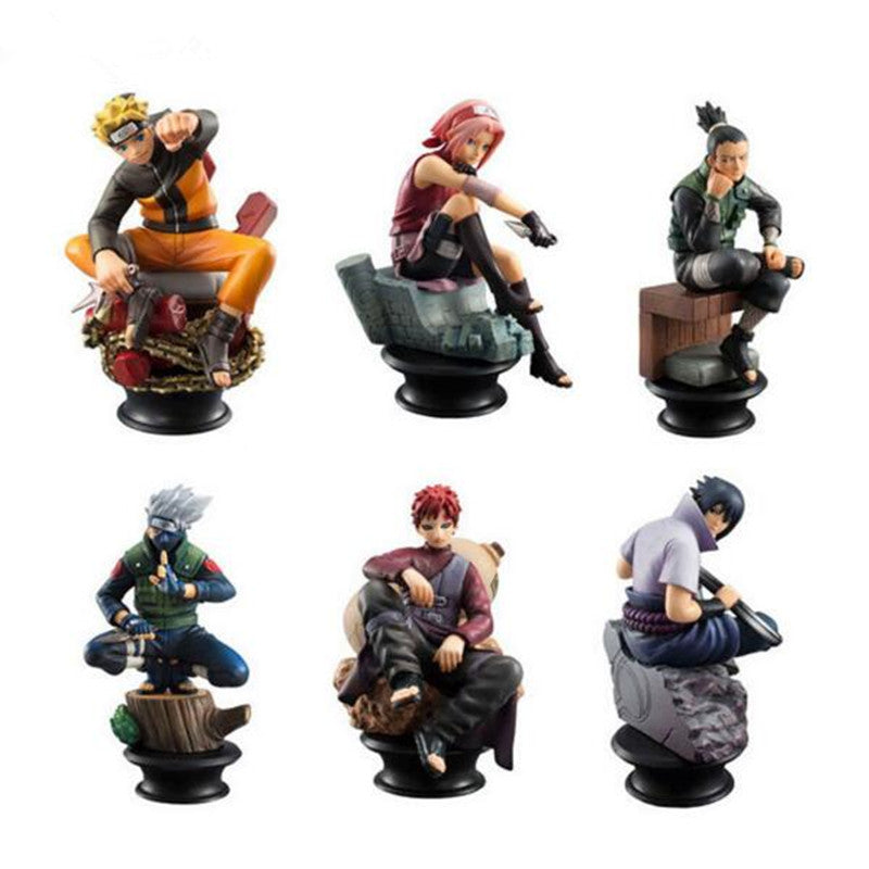 Naruto Action Figure set