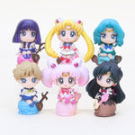 Sailor Moon Nendoroid Figure Set