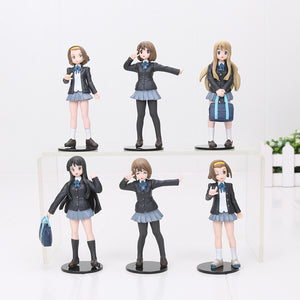 K-on! Figurine set