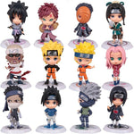 Naruto Figurine set