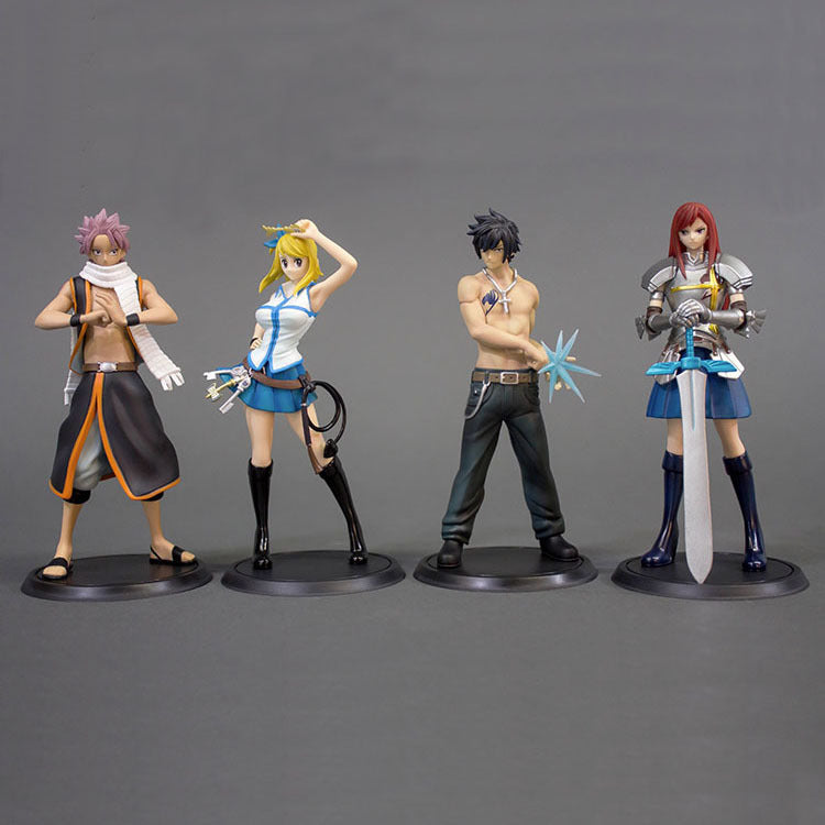 Fairy Tail Figurine Set