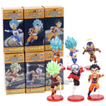 Dragon Ball Super Figurine set