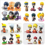 Naruto Figurine Set 6pcs