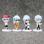 4pcs Nendoroid Set